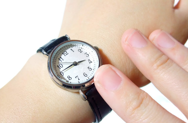 マイケルコースとハミルトンの腕時計