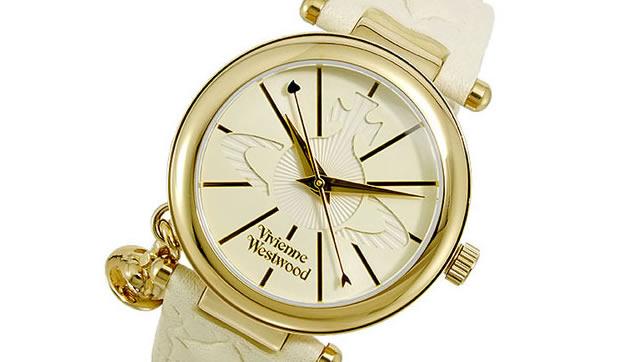 ヴィヴィアン ウエストウッド 腕時計 VV006WHWH