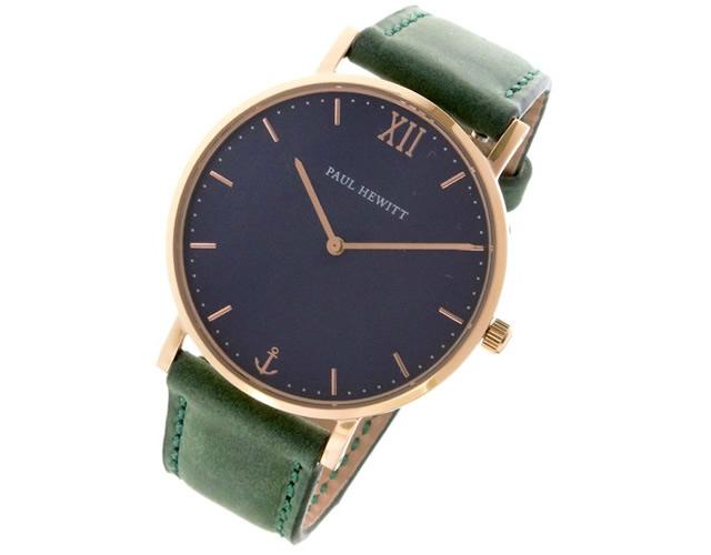 ポールヒューイット腕時計