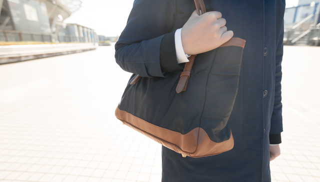 いつももつバッグの大きさを考えて