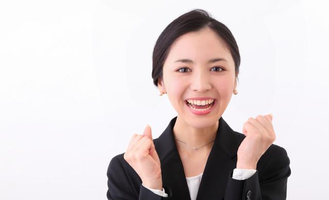 モテる女性の性格はポジティブ