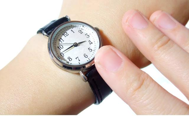 腕時計の付け位置が重要な理由