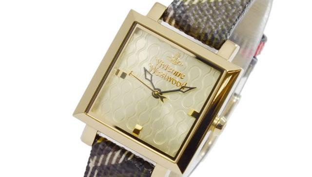 ヴィヴィアン腕時計VV087GDBR