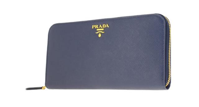 プラダ財布1ML506S-ME-BLU