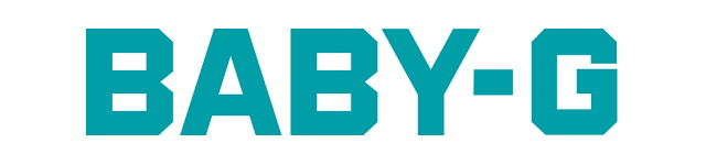 Baby-G ロゴ