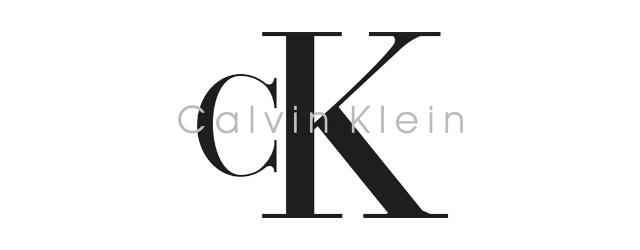 カルバンクラインロゴ