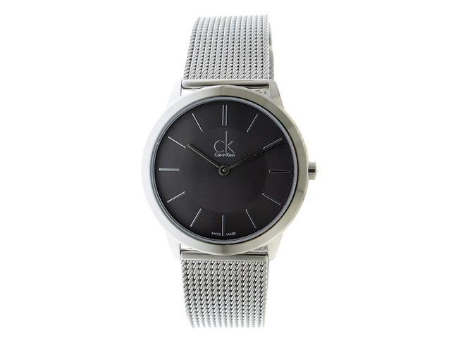 カルバンクラインメタルバンド腕時計