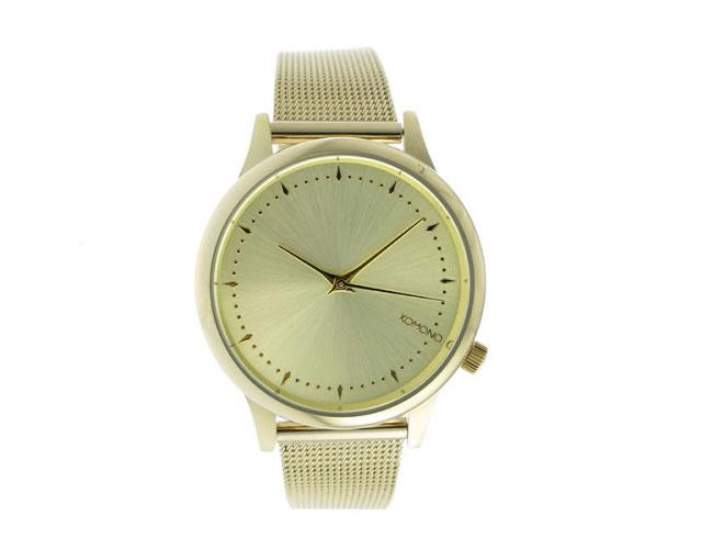 コモノメタルバンド腕時計