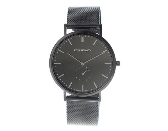 ロスリングメタルバンド腕時計