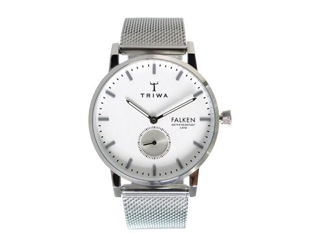 トリワメタルバンド腕時計