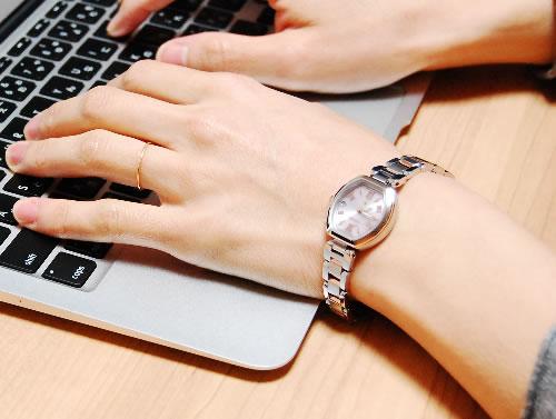 シチズン腕時計ES8054-50