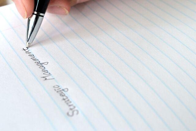 ビジネスシーンでのボールペンの重要性とは?