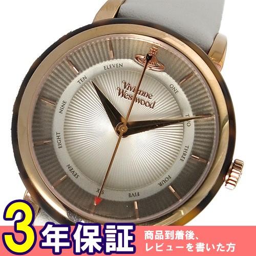 ヴィヴィアンウエストウッド レディース 腕時計 VV158RSBG ベージュ