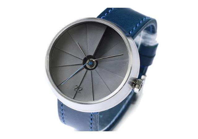 22デザインスタジオ腕時計