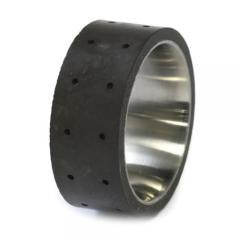 22designstudio Module Ring (Dark Grey) Dark grey concrete 4719692541680 リング 指輪 #5(9号)の商品詳細画像