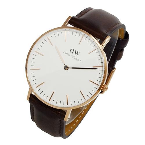 ダニエル ウェリントン ブリストル 36 クオーツ ユニセックス 腕時計 0511DW