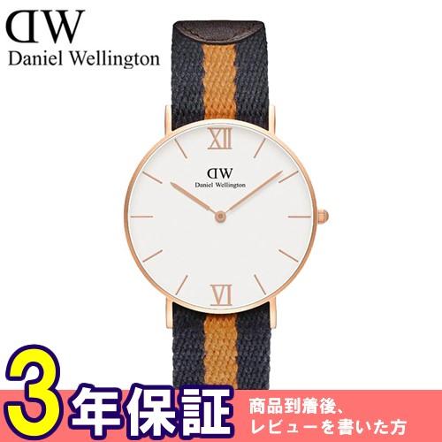 ダニエル ウェリントン セルウィン/ローズ クオーツ 36mm 腕時計 0554DW
