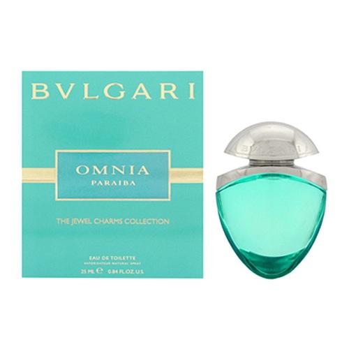 ブルガリ BVLGARI オムニア パライバ ジュエル・チャーム 香水 ET/SP/25ml