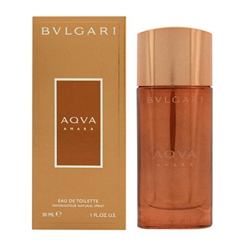 ブルガリ BVLGARI アクア アマーラ 香水 ET/SP/30ml