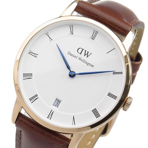ダニエル ウェリントン ダッパー セントモース/ローズ 34mm 腕時計 1130DW></a><p class=blog_products_name