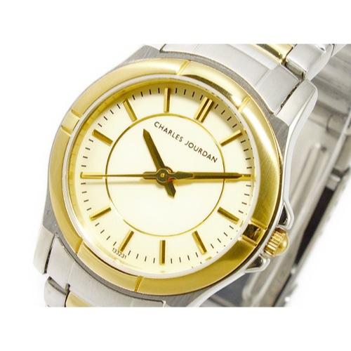 シャルル ジョルダン CHARLES JOURDAN クオーツ レディース 腕時計 133.23.1