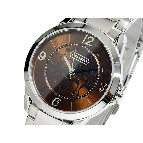 コーチ COACH クラシックシグネチャー クォーツ レディース 腕時計 14501632