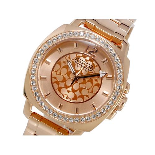 コーチ COACH クオーツ レディース 腕時計 14501701