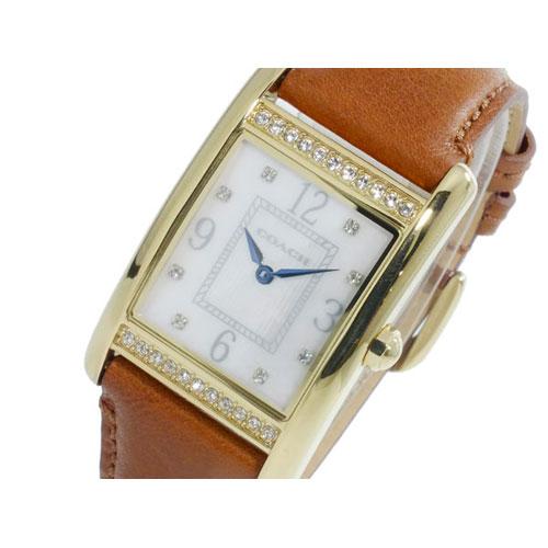 コーチ COACH レキシントン LEXINGTON クオーツ レディース 腕時計 14501976