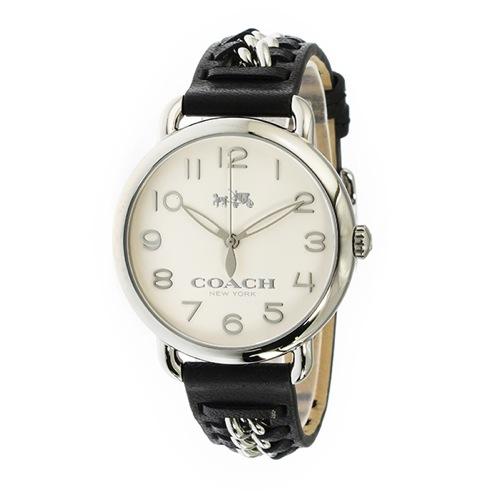 コーチ COACH デランシー DELANCEY クオーツ レディース 腕時計 14502272 ホワイト