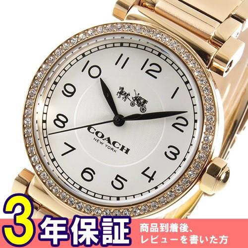 コーチ COACH マディソン クオーツ レディース 腕時計 14502398 ピンクゴールド></a><p class=blog_products_name