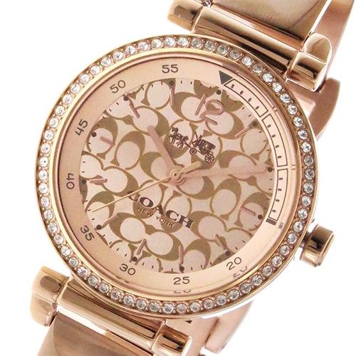 コーチ スポーツバングル クオーツ レディース 腕時計 14502543 ローズゴールド