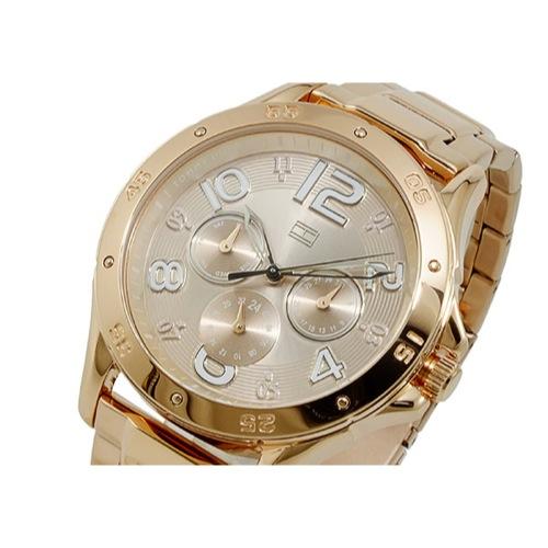 トミー ヒルフィガー TOMMY HILFIGER レディース 腕時計 1781171
