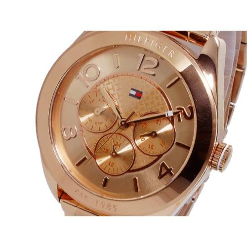 トミー ヒルフィガー TOMMY HILFIGER クオーツ レディース 腕時計 1781204