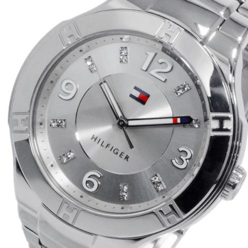 トミー ヒルフィガー TOMMY レディース クオーツ 腕時計 1781447 シルバー