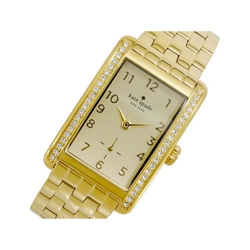ケイトスペード KATE SPADE クオーツ レディース 腕時計 1YRU0118