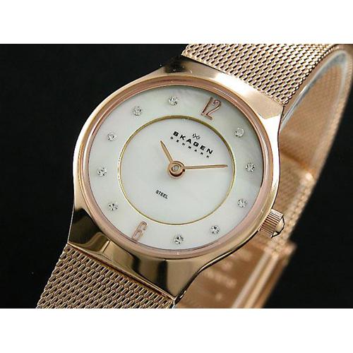 スカーゲン SKAGEN ウルトラスリム 腕時計 233XSRR