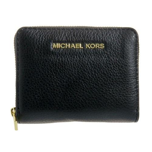 マイケルコース MICHAEL KORS レディース コインケース 32H5GAFD1L001 ブラック