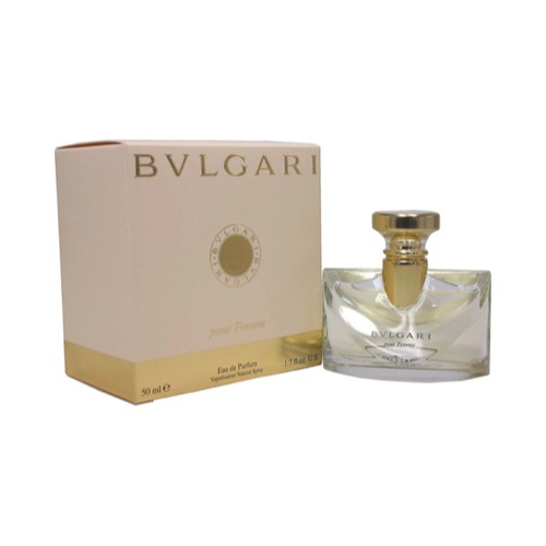 ブルガリ BVLGARI 香水 プールファム EP/SP/50ML 34-BV-50