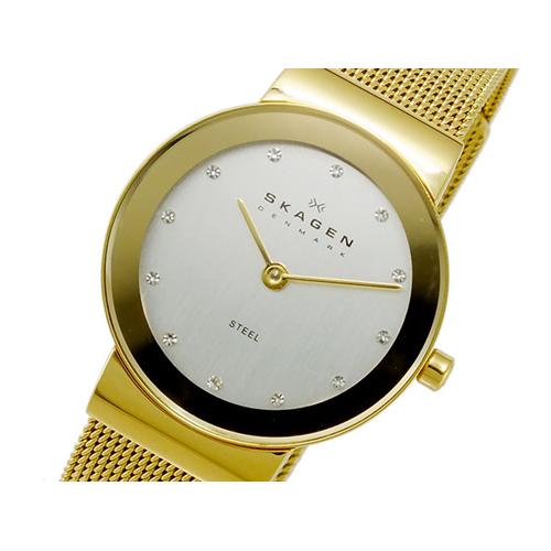 スカーゲン SKAGEN 腕時計 358SGGD