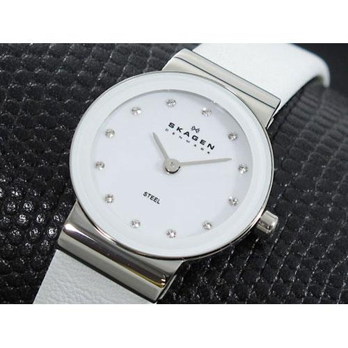 スカーゲン SKAGEN 腕時計 358XSSLWW