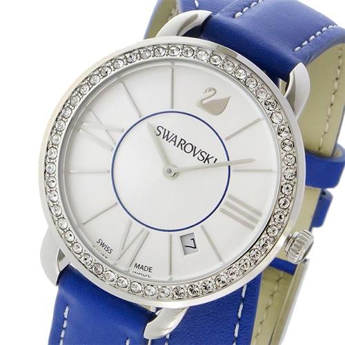 スワロフスキー アイラ・デイ AILA DAY クオーツ レディース 腕時計 5095944 ホワイト