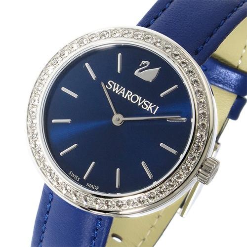スワロフスキー SWAROVSKI クオーツ レディース 腕時計 5213977 ブルー