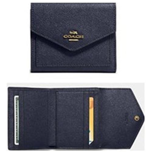 コーチ Small Wallet レディース 短財布 58298LINAV></a><p class=blog_products_name