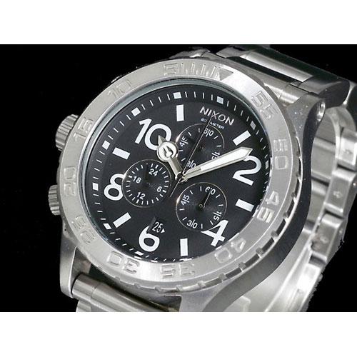ニクソン NIXON 42-20 CHRONO 腕時計 A037-000