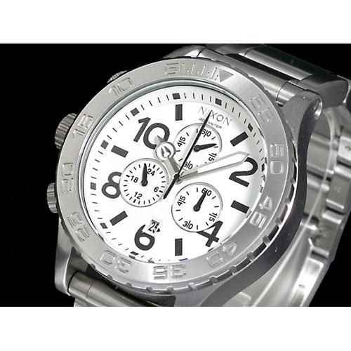 ニクソン NIXON 42-20 CHRONO 腕時計 A037-100