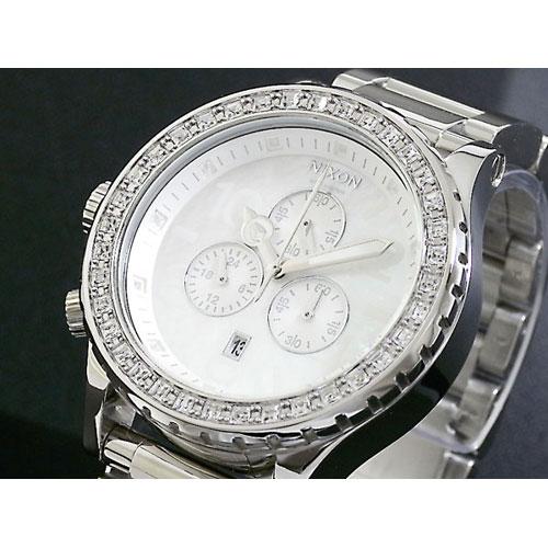 ニクソン NIXON 42-20 CHRONO 腕時計 A037-710