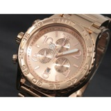 ニクソン 42-20 CHRONO 腕時計 A037-897 ALL ROSE GOLD