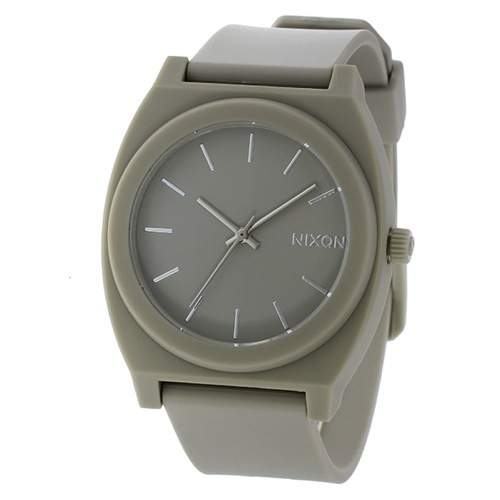 ニクソン NIXON タイムテラーP MATTE CRAY クオーツ ユニセックス 腕時計 A119-2289 マットグレー