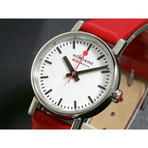 モンディーン MONDAINE クオーツ レディース 腕時計 A658.30301.11SBC 国内正規