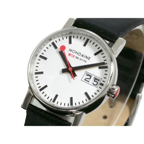 モンディーン クオーツ ユニセックス 腕時計 A6693030511SBB 国内正規